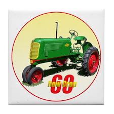 Oliver60-C8trans Tile Coaster