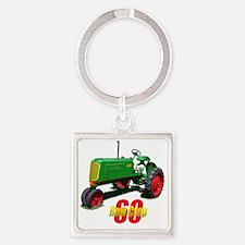 Oliver60-10 Square Keychain