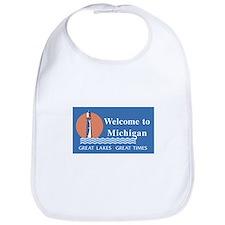 Welcome to Michigan - USA Bib