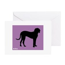 Bluetick iPet Greeting Cards (Pk of 10)