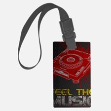 poster 9 small Luggage Tag