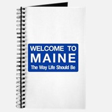 Welcome to Maine - USA Journal