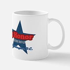 Restoring Honor Retro Star Mug