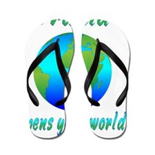 WORLDDRAMA Flip Flops