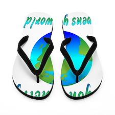 worldtrig Flip Flops