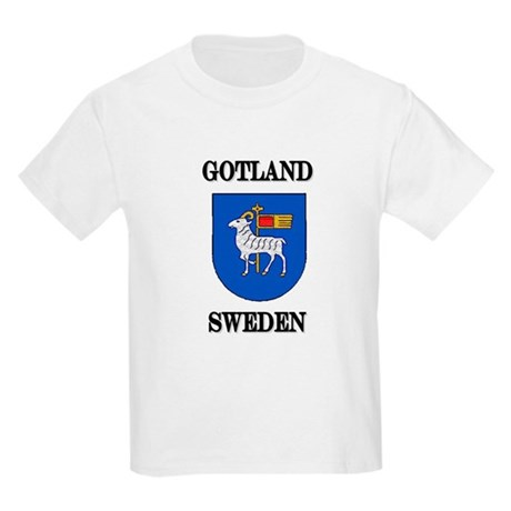The Gotland Store Kids T-Shirt