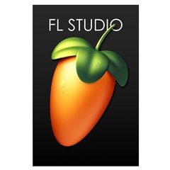 """35"""" Fruit (fl12) With Fl Studio Name Posters"""