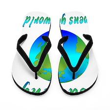 worldreading Flip Flops