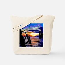 ORANGESAX Tote Bag