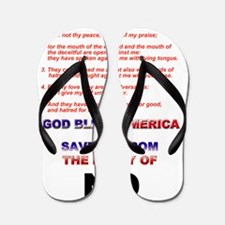 our country 2 Flip Flops