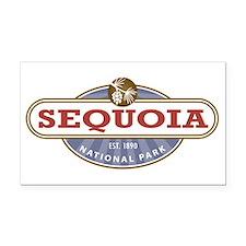 Sequoia National Park Rectangle Car Magnet