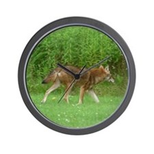 Coyote1010A Wall Clock