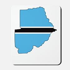 Botswana1Bk Mousepad