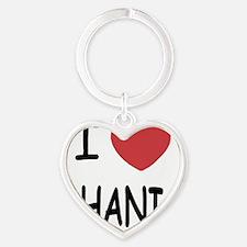 SHANIA Heart Keychain