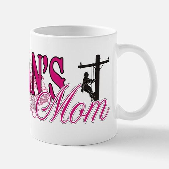 lm bumper sticker Mug