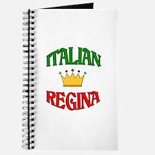 Italian Regina (Italian Queen) Journal