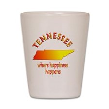 TENNESSEE Shot Glass