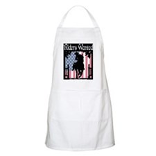 PaulRevere_outlines_dark2_Large_4_color Apron