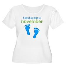 bluefeet_baby T-Shirt