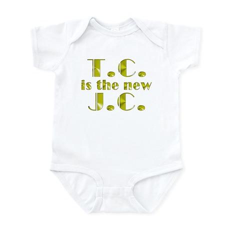 T.C. is the new J.C. Infant Bodysuit