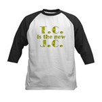 T.C. is the new J.C. Kids Baseball Jersey