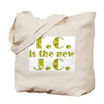T.C. is the new J.C. Tote Bag