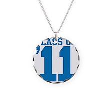 class-2011-blue Necklace