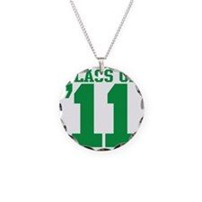 class-2011-green Necklace
