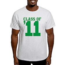 class-2011-green T-Shirt