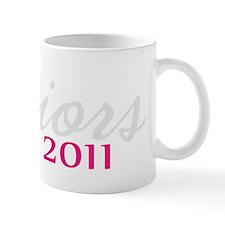seniors-2011-cursive-darks Mug