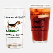 10beaglepurchase Drinking Glass