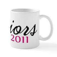 seniors-2011-cursive Mug