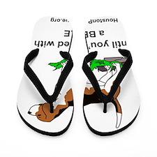 2-5beaglelivingwith Flip Flops