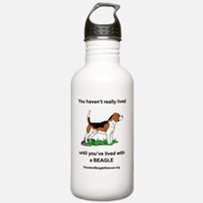 2-5beaglelivingwith Water Bottle