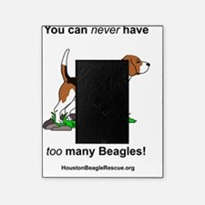 14beagletoomany Picture Frame