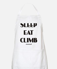 sleep eat climb 1 Apron