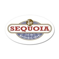 Sequoia National Park Wall Decal