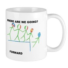 Where? Forward Mugs