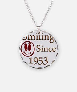 smiling 53 Necklace