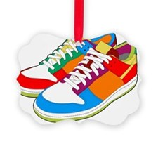 Cool sneakers Ornament