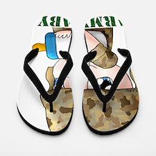 ArmyBaby Flip Flops