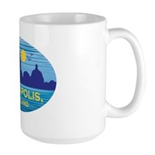 Annapolis, Maryland stickers for charit Mug