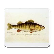 Yellow Perch Mousepad