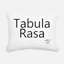 TabulaRasa Rectangular Canvas Pillow