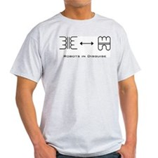 Transformer Ash Grey T-Shirt