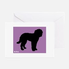 Goldendoodle iPet Greeting Cards (Pk of 10)