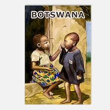 Botswana2 Postcards (Package of 8)