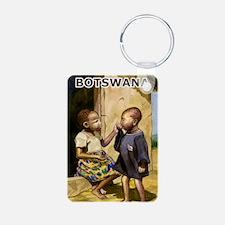 Botswana2 Keychains