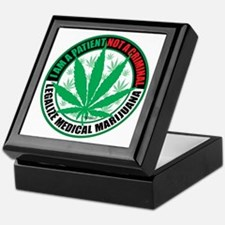 Patient-not-Criminal-2009 Keepsake Box