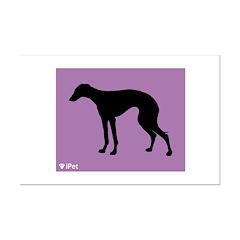 Greyhound iPet Posters
